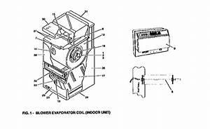 York Evaporator Coil Unit Parts