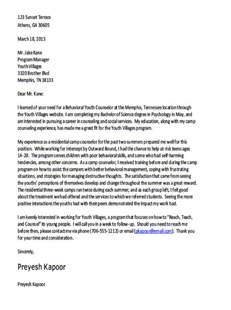 cover letter how to easily attract employers words of