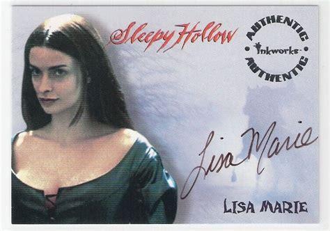 sleepy hollow lisa marie  ichabods mother auto ebay