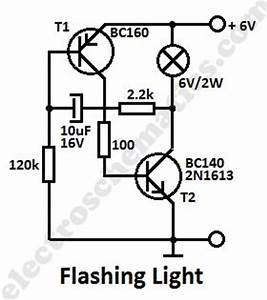 index 19 led and light circuit circuit diagram With two transistor lamp flasher circuit diagram