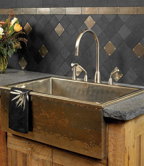 Mountain Faucets by Alturas Apron Front Sink Ks3120 Rocky Mountain Hardware