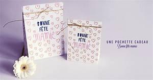 Pochette Cadeau Papier : une pochette cadeau pour les mamies diy minireyveminireyve ~ Teatrodelosmanantiales.com Idées de Décoration