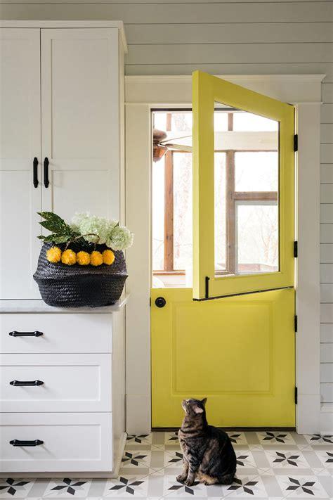 modern exterior dutch door designs    practical approach