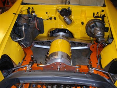 Electric Motor Conversion by Epic Ev Conversion Time Keith S Corvette