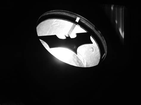 Batman Light Signal by How To Make A Bat Signal 8 Steps With Pictures