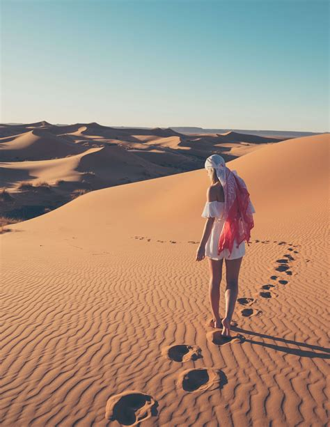 Moroccos Sahara Desert Glamping Guide The Blonde Abroad