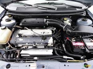 1999 Ford Contour Lx 2 0 Liter Dohc 16