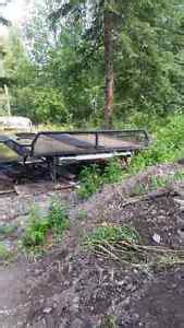 Telescoping Sled Deck R by Sled Deck Buy Or Sell Snowmobile Trailers Parts
