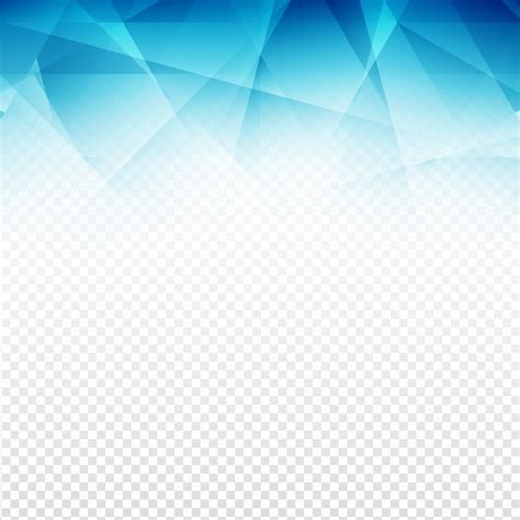 Abstract Geometric Shapes Transparent Background by Blue Polygonal Abstract Shapes With A Transparent