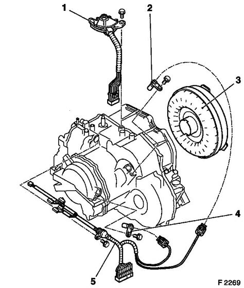 Vauxhall Transmission Diagram by Vauxhall Workshop Manuals Gt Astra H Gt K Clutch And