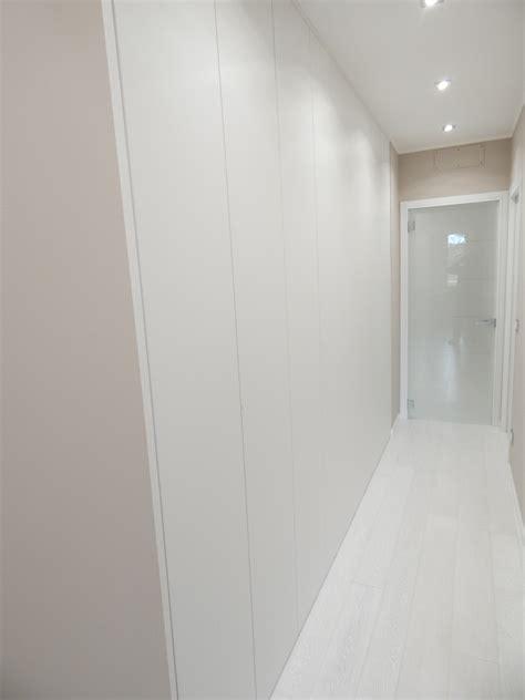 armadio a muro ingresso armadio a muro su misura modulare realizzazione