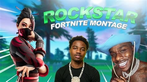 Roddy ricch), because they have similar tempos, adjacent camelot values, and complementary styles. Fortnite Montage - ROCKSTAR - Dababy, Roddy Richh - YouTube