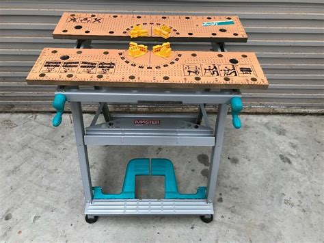 wolfcraft  master  workbench  maud