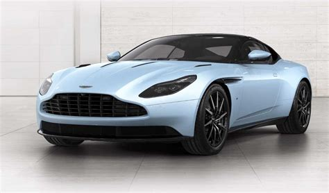 Aston Martin DB11 Configurator Is The Best Way To Spend Your Day