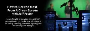 Free Webinar  Green Screen Techniques  U2013 Indie Libre