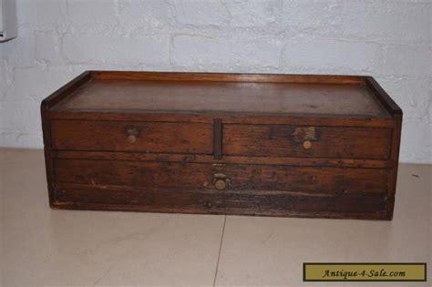 top of desk storage vintage oak table top desk top 3 drawer storage cabinet