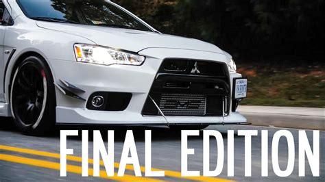 565whp Final Edition Evo X