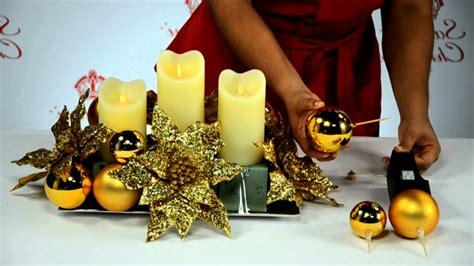 Candele Di Natale Fai Da Te by 1001 Idee Per Centrotavola Natalizi Creativi E Originali