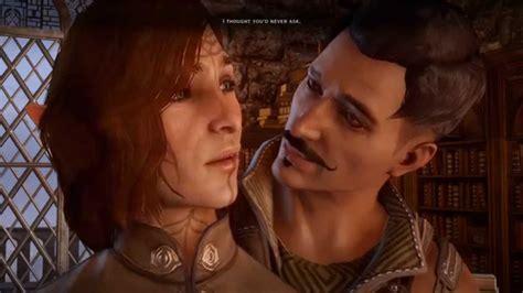 Dragon Age Inquisition Sex Scene Dorian Visits The