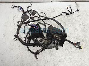 2013 Nissan Altima Engine Room  Headlight Wire Harness 24012