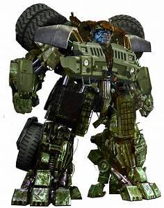 Digibash  - Tf Movie Bulkhead