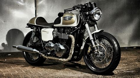 Triumph Bonneville T100 Backgrounds by Custom Motorcycle Desktop Wallpapers Studio Motor The