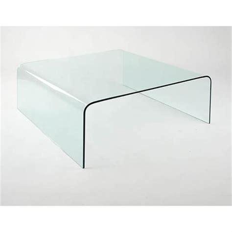 mesa de centro vidro curvo   AJCN