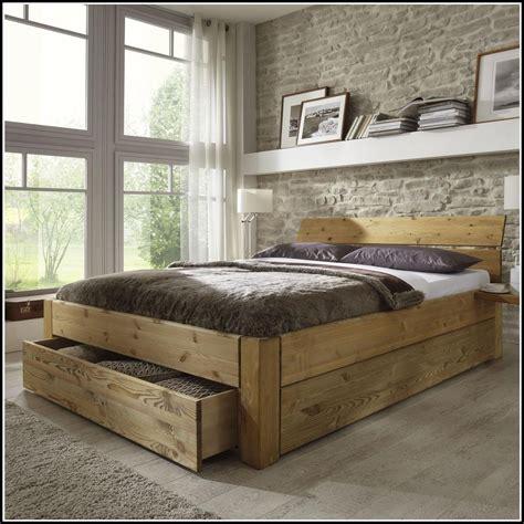Bett 140x200 Holz Mit Schubladen Download Page Beste