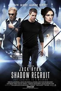 Jack Ryan: Shadow Recruit - Movie Trailer, Review, Cast ...