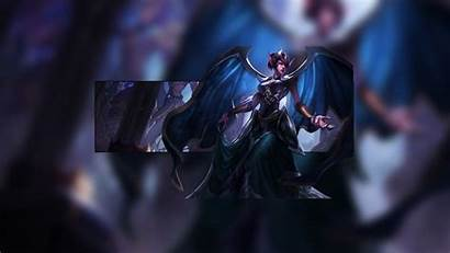 Insane Wallpapers Victorious Morgana Fan Artwork Lol