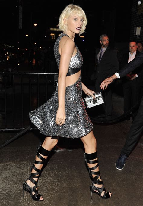 Arriving at the Met Gala Afterparty in New York City, New ...