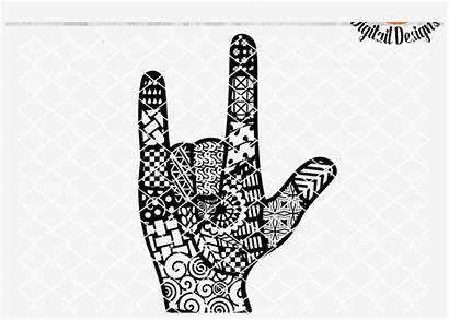 Svg Language Sign Zentangle Nicepng