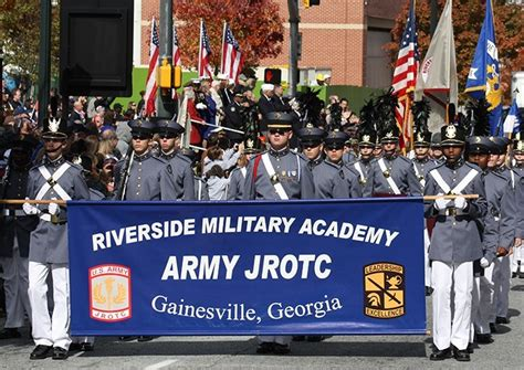 Rma Corps Of Cadets To March In Atlanta Veterans