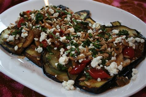 grilled eggplant grilled eggplant recipe dishmaps