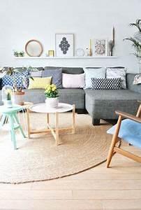 conseils et astuces pour creer une deco scandinave With couleur pastel pour salon 6 un salon vintage le blog deco de maisons du monde