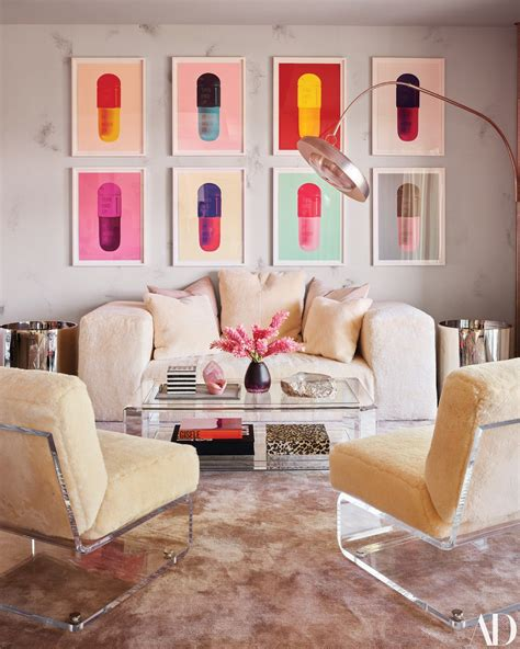 Jenner Home Interior by Jenner S Architectural Digest Cool Stuff For