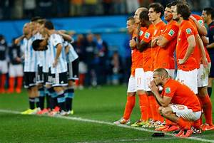 Argentina - Netherlands [Penalty shootout][World Cup ...