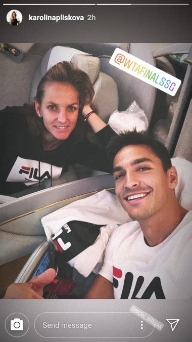 Karolina pliskova ousted french open 2021: Players arrive in Singapore for the WTA Finals | Women's Tennis Blog