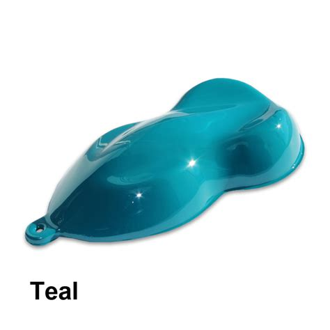 teal color auto paint sgc g122 teal solid color paint thecoatingstore