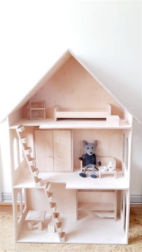 Leļļu māja #2 - Dancitis Handmade leļļu mājas