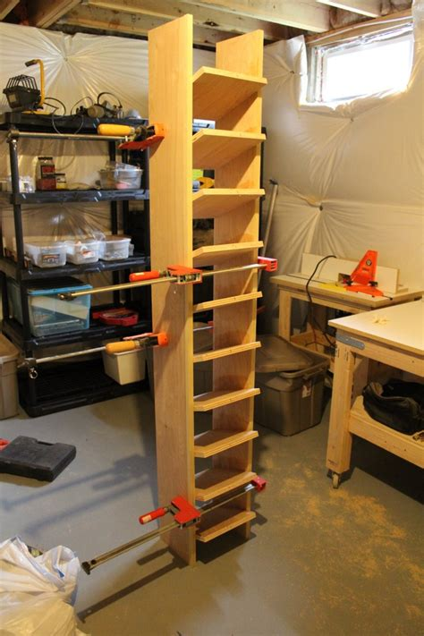 Build A Workshop Closet by Our Home From Scratch