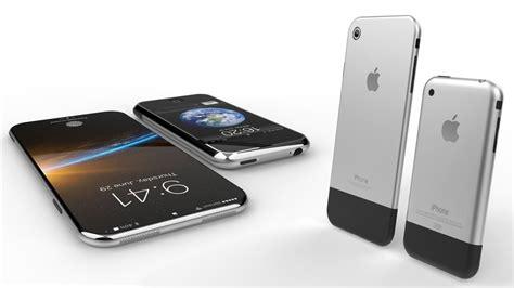 iphone 8 inspirowany dizajnem pierwszego iphone a wideo