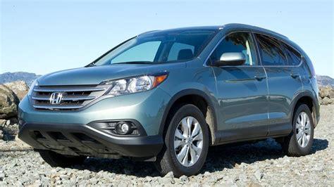 2012 Honda Cr-v Ex-l Review