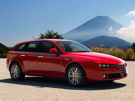 Alfa Romeo 159 Sportwagon 32 Jts Q4 Jp Spec Wallpapers