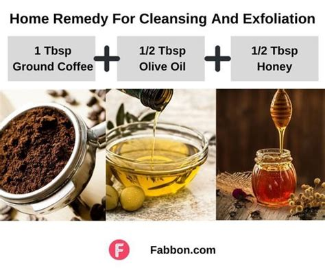 Another face mask that is super easy and extremely beneficial is a simple honey and cinnamon mask. 15 Most Effective Home Remedies For Face Cleansing | Fabbon