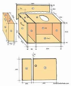 Plan De Toilette Bois : bienvenue dans notre maison en bottes de paille ~ Teatrodelosmanantiales.com Idées de Décoration