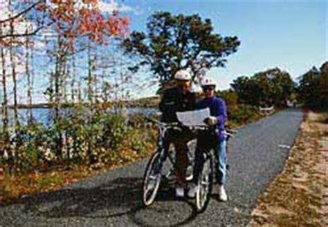 Cape Cod's Best Biking Trails  Bayside Resort Hotel, West