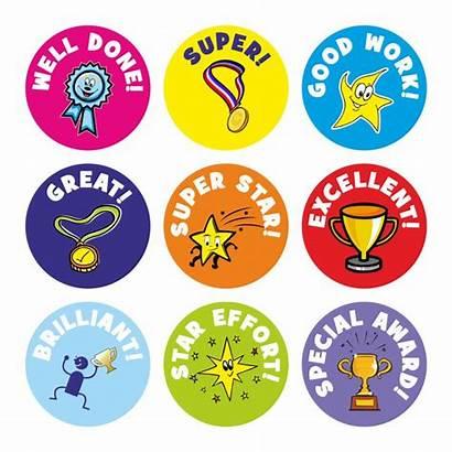 Done Well Stickers Sticker Reward Printable Teacher