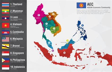 asean economic community aec map the russian presence in the asia pacific region asea