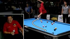 MOST UNBELIEVABLE RUN OUT EVER?!! 8-Ball By Chris Melling ...